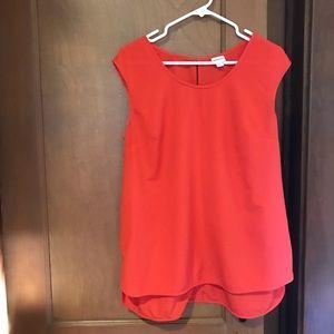 Merona Red Blouse